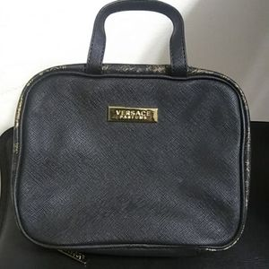 Versace makeup bag